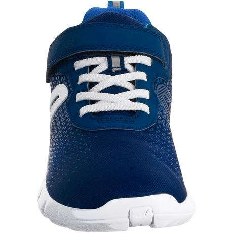 cc1933792367e Scarpe camminata sportiva SOFT 140 blu-bianco. Previous. Next