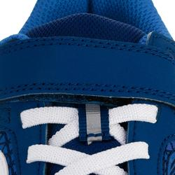 Kindersneakers voor wandelen Soft 140 marineblauw / wit