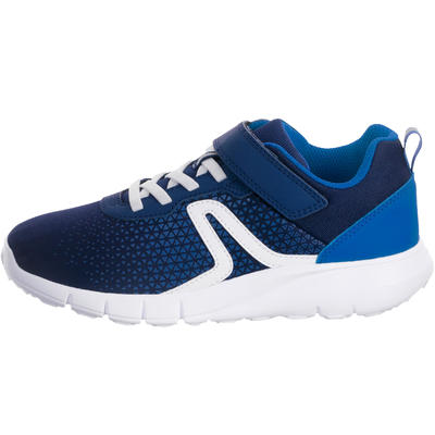 Soft 140 kids' walking shoes navy/white