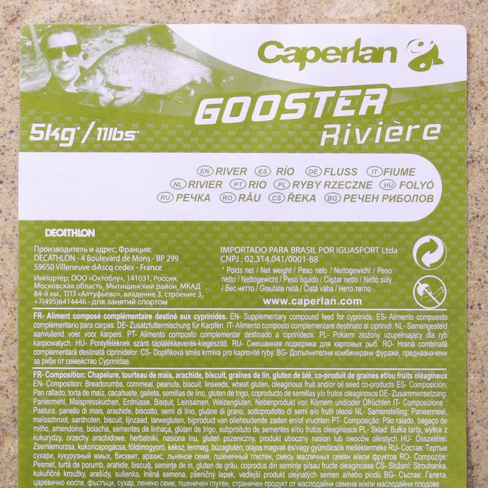 Amorce de pêche GOOSTER RIVIERE 5KG - 939649