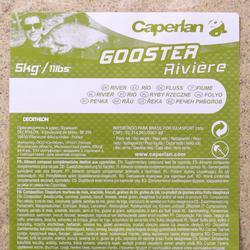 Cebo de pesca GOOSTER RÍO 5 kg