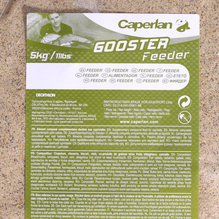 Amorce de pêche GOOSTER FEEDER 5KG - 939650