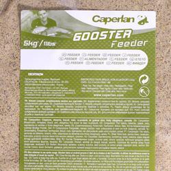 Cebo de pesca GOOSTER FEEDER 5 kg