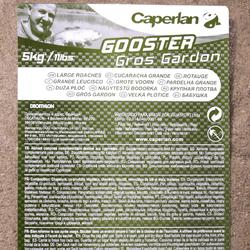 Cebo de pesca GOOSTER RUTILOS GRANDES 5 kg