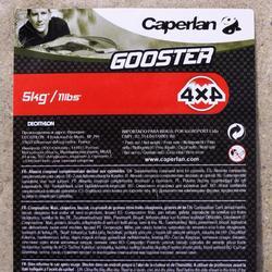 Angelfutter Gooster 4×4 5 kg