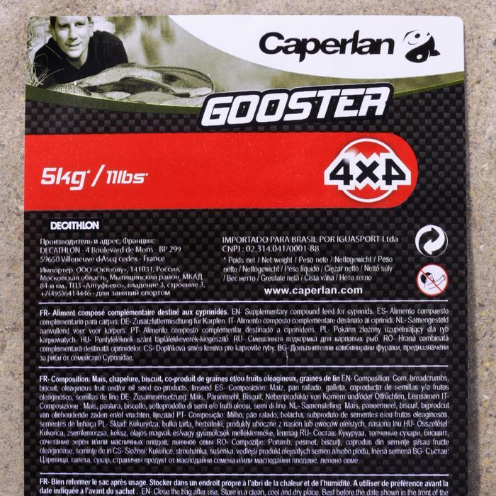 Lokaas Gooster 4x4 5 kg - 939657