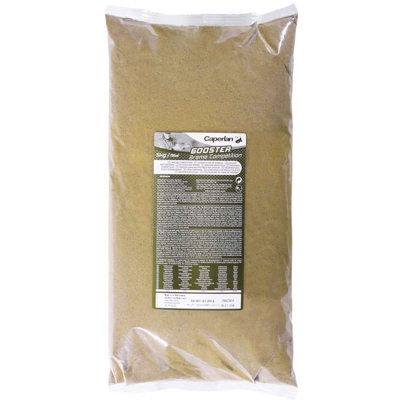 FISHING BAIT, ADDITIVES - GOOSTER BREAM COMPETITION 5 kg CAPERLAN