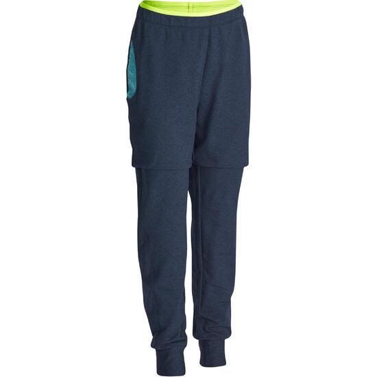 Warme gym broek Energy voor meisjes, slim fit - 940313
