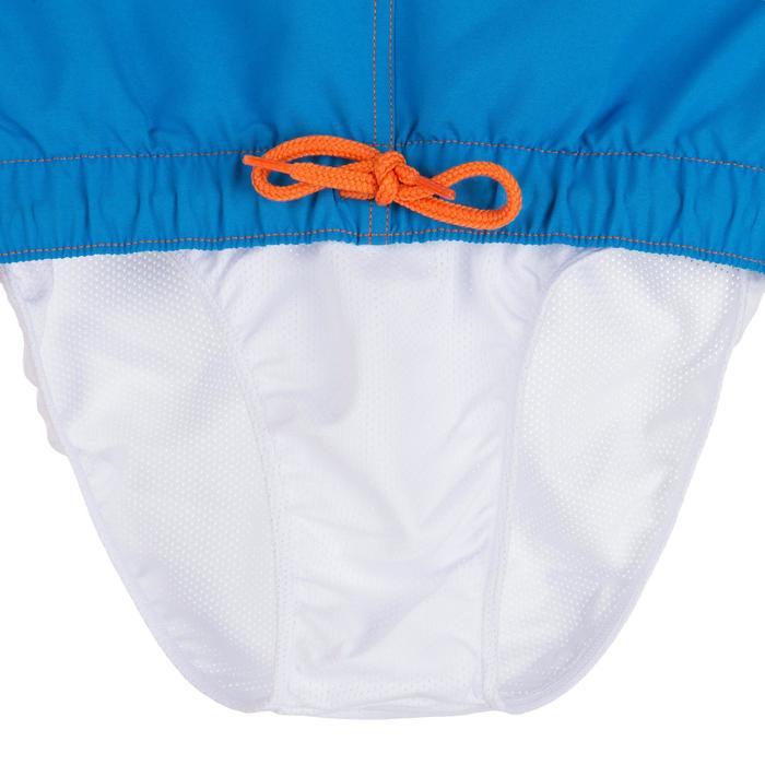 Zwembroek / korte boardshort voor jongens Hendaia Prems blauw