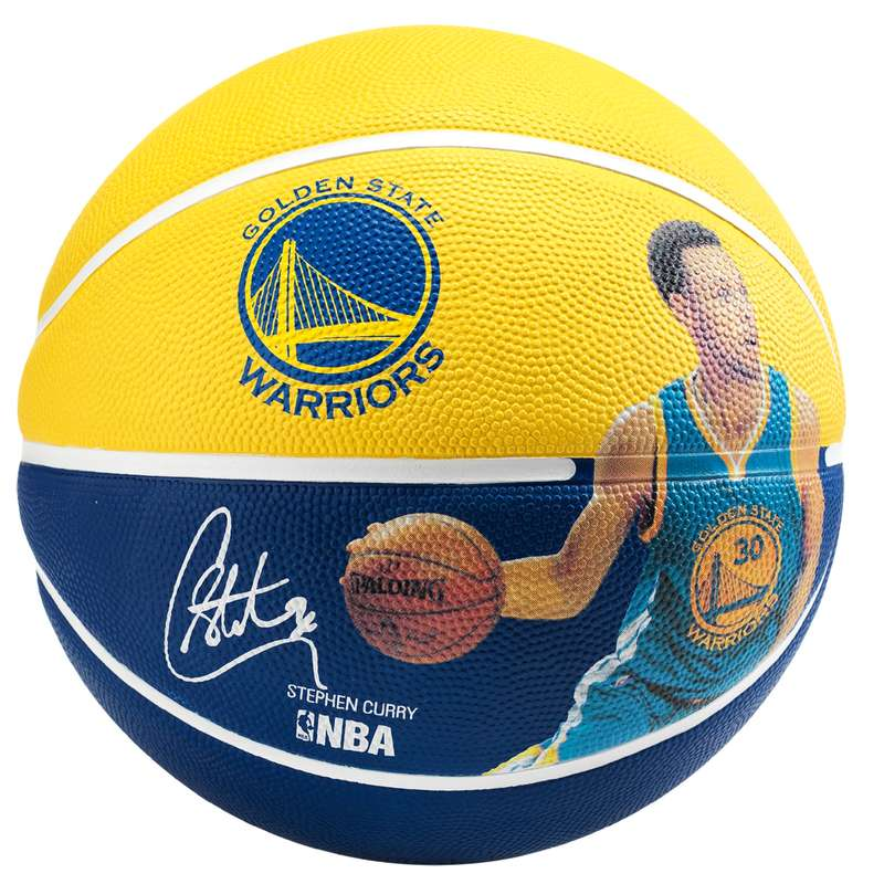 PALLONI BASKET Sport di squadra - Pallone basket NBA Steph Curry SPALDING - Palloni e accessori basket