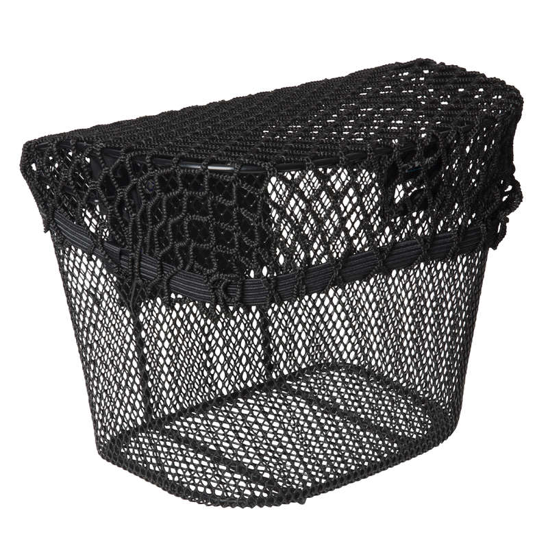 BIKE BASKETS Cycling - Pannier Net Up To 12L B'TWIN - Cycling