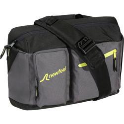 Laptoptas/rugzak Backenger 500 20 l zwart