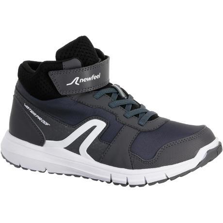 Chaussures Gris BlancNewfeel Protect 580 Waterproof Marche Enfant rQCtshd