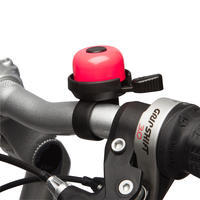 Дзвоник 100 на велосипед - Рожевий