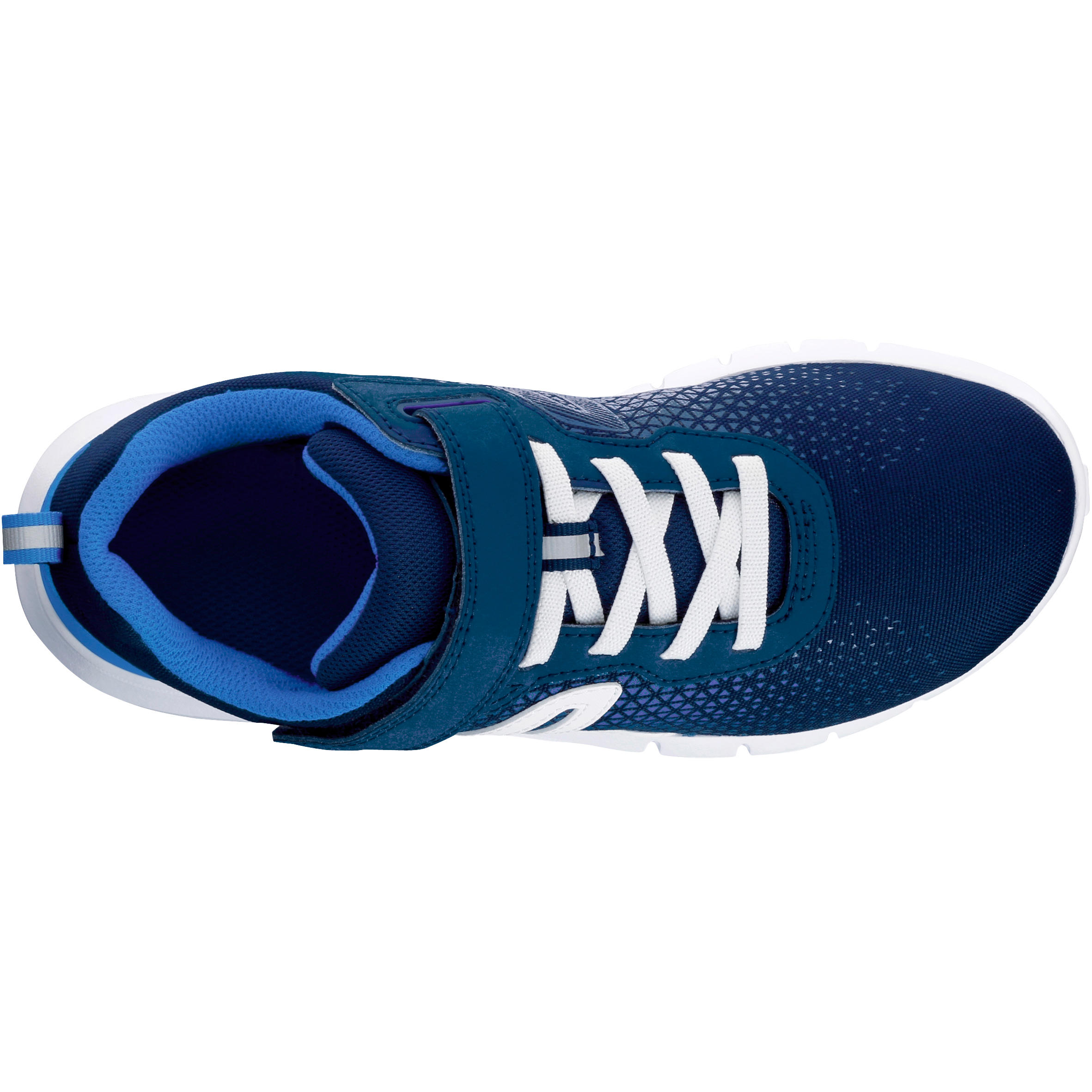 Walking shoes for kids Soft 140 - navy/white