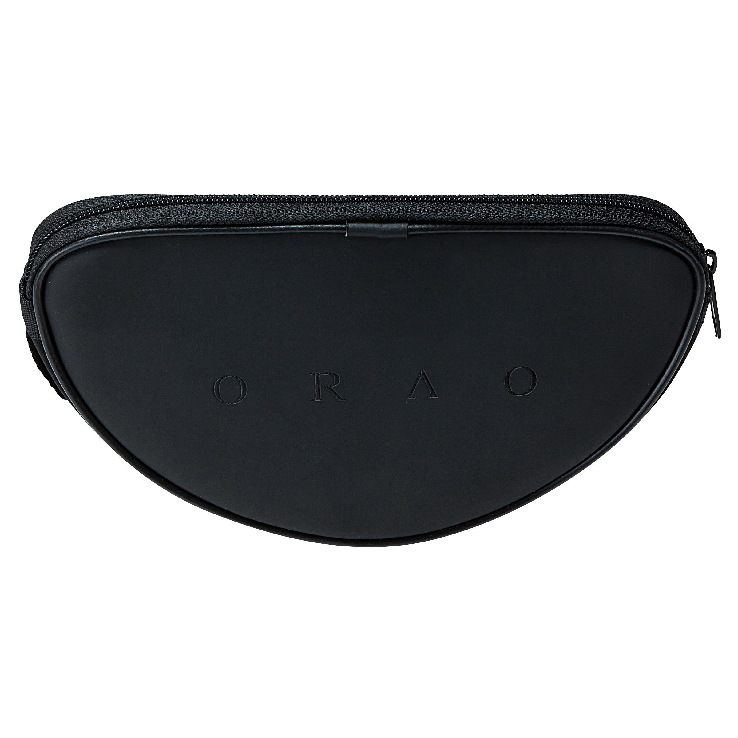 Case 500 Semi-Rigid Neoprene Case for Glasses - Black
