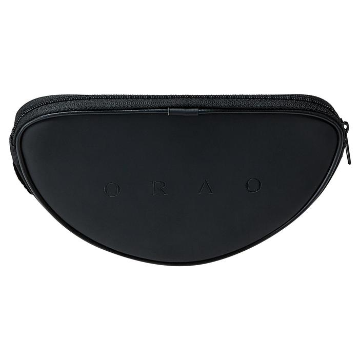 Case 500 Semi-Rigid Neoprene Case for Glasses - Black - 941