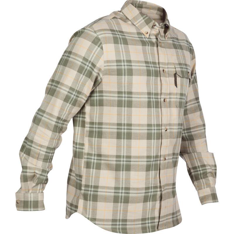 Jachthemd Taïga 100 groen