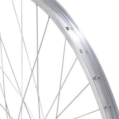 26_QUOTE_ MTB Rear Wheel - Silver