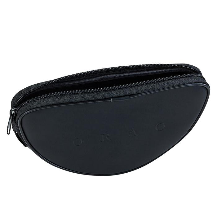 Case 500 Semi-Rigid Neoprene Case for Glasses - Black - 942