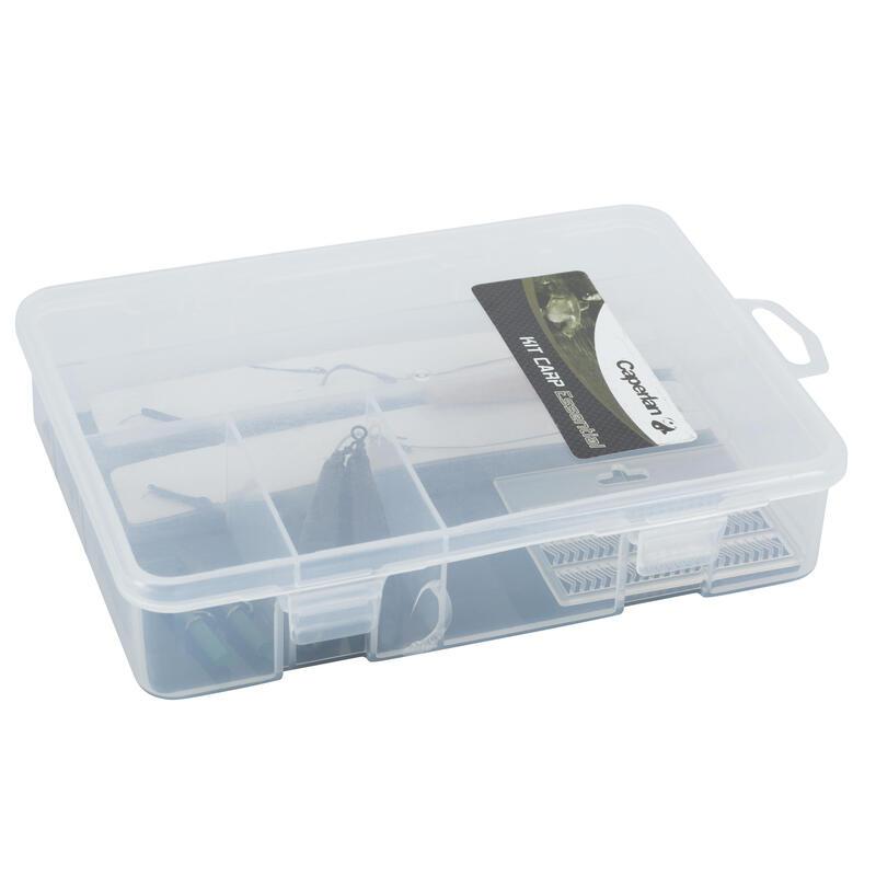 Kit essential pesca de la carpa
