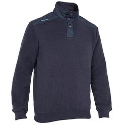 Sailing 100 Men's Warm Sailing Pullover - Navy