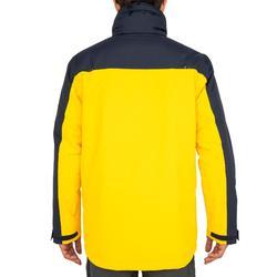 100 男款保暖航海夾克 - 黃/深藍