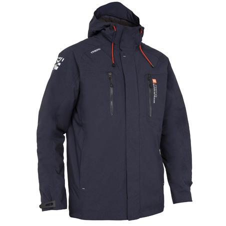 500 Men's Warm Sailing Jacket - Dark Blue