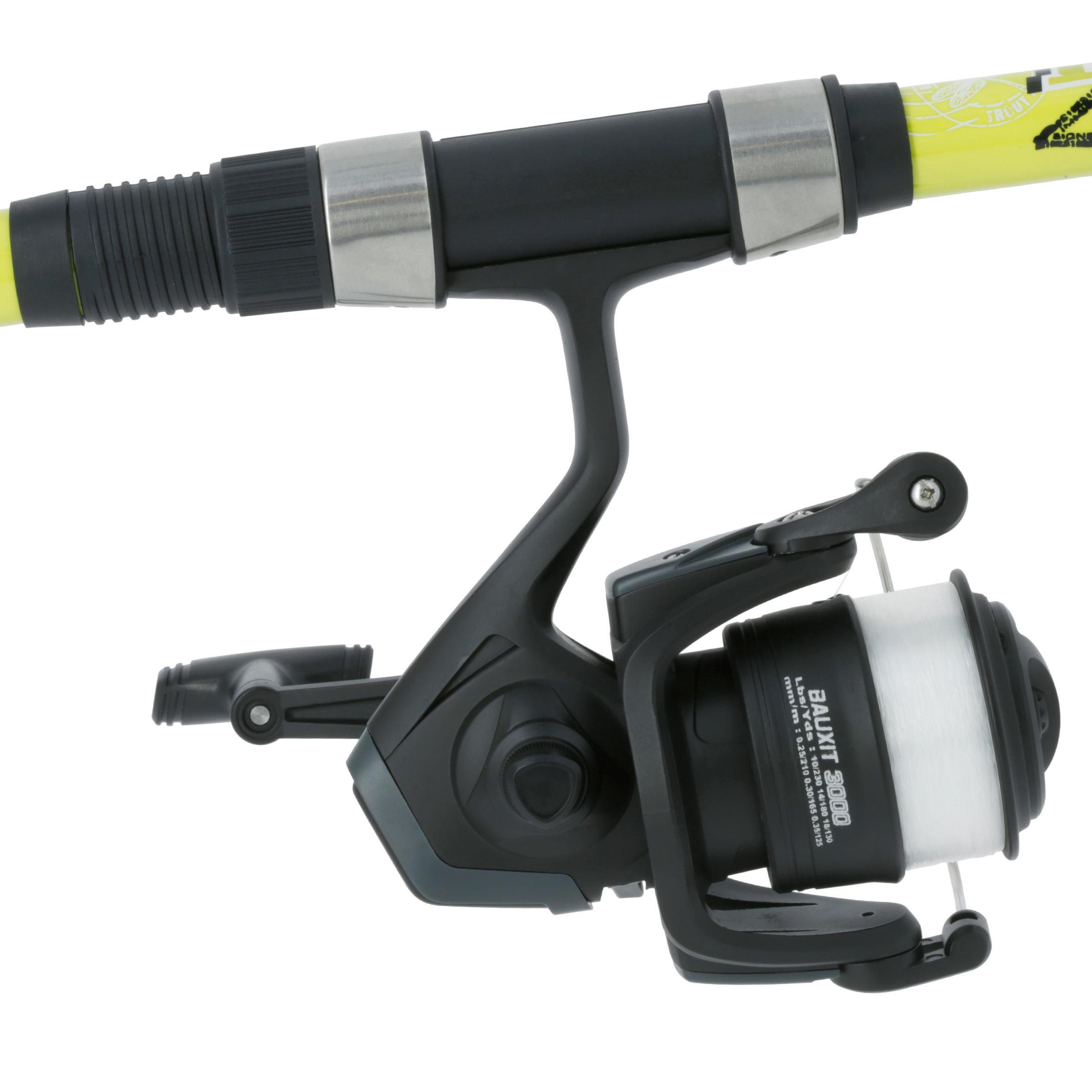 FISHING ROD Ufish Freshwater 240 New