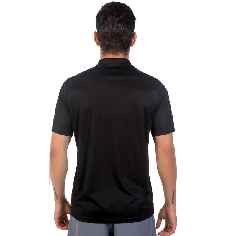 Dry 100 Tennis Polo Shirt - Black