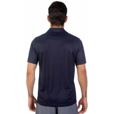 Поло для тенісу Dry 100 – Темно-синє