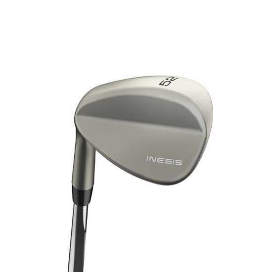 WEDGE golf heren linkshandig 500 52° shaft staal - 943363