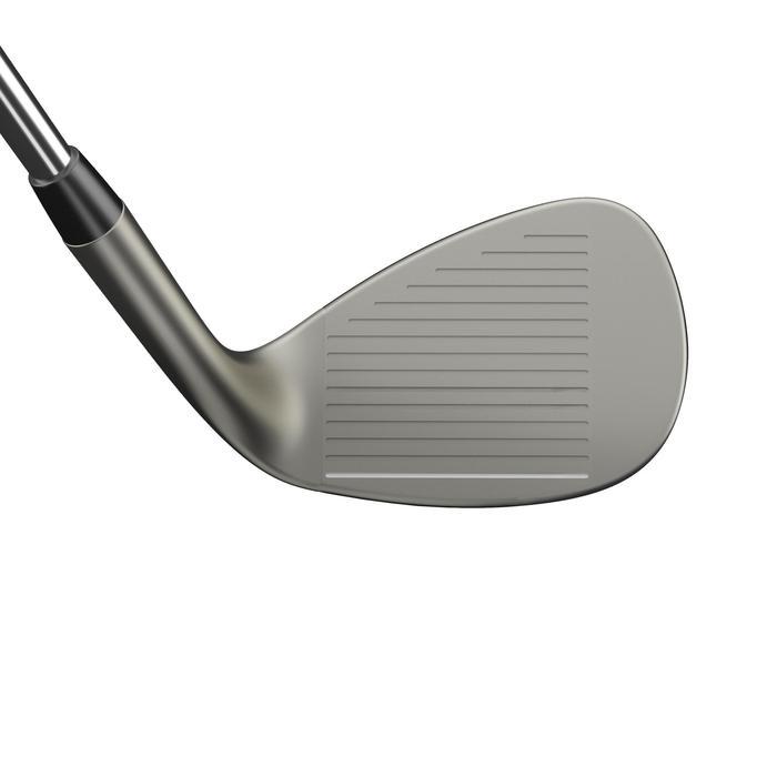 Golf Wedge 500 52° Linkshand Stahl Regular Herren