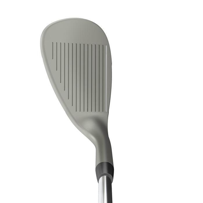 WEDGE golf para hombre zurdo 500 56° varilla de acero