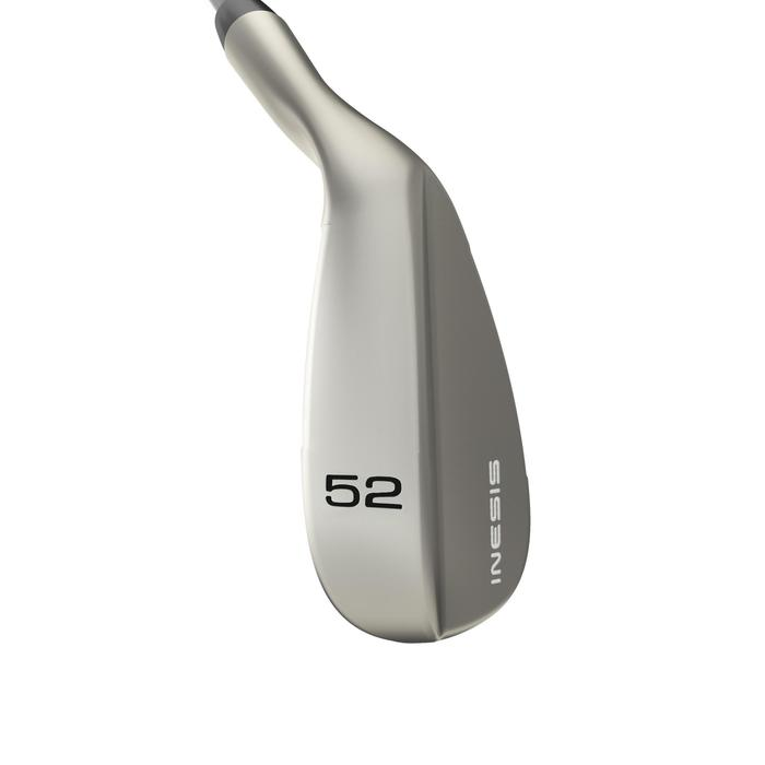 WEDGE golf 52° Droitier TAILLE 2 & VITESSE RAPIDE