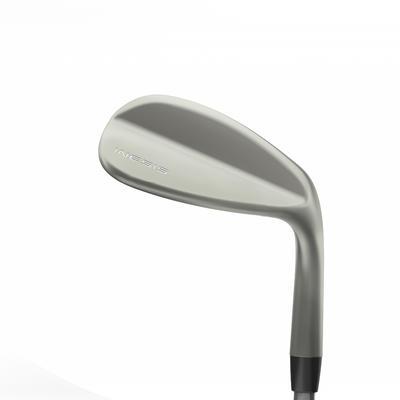 WEDGE golf para hombre diestro 500 56° varilla acero