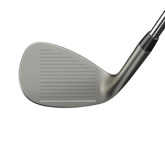 男式高爾夫沙坑球桿SW 500 - 右手鋼鐵桿身 60°