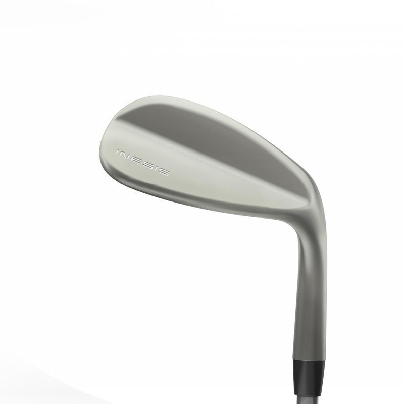 PALO WEDGE golf para hombre diestro 500 60° acero