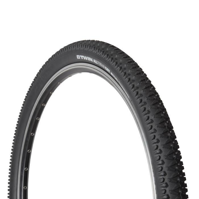 MTB-band Dry1 26x2.00 zwart draadband / ETRTO 50-559