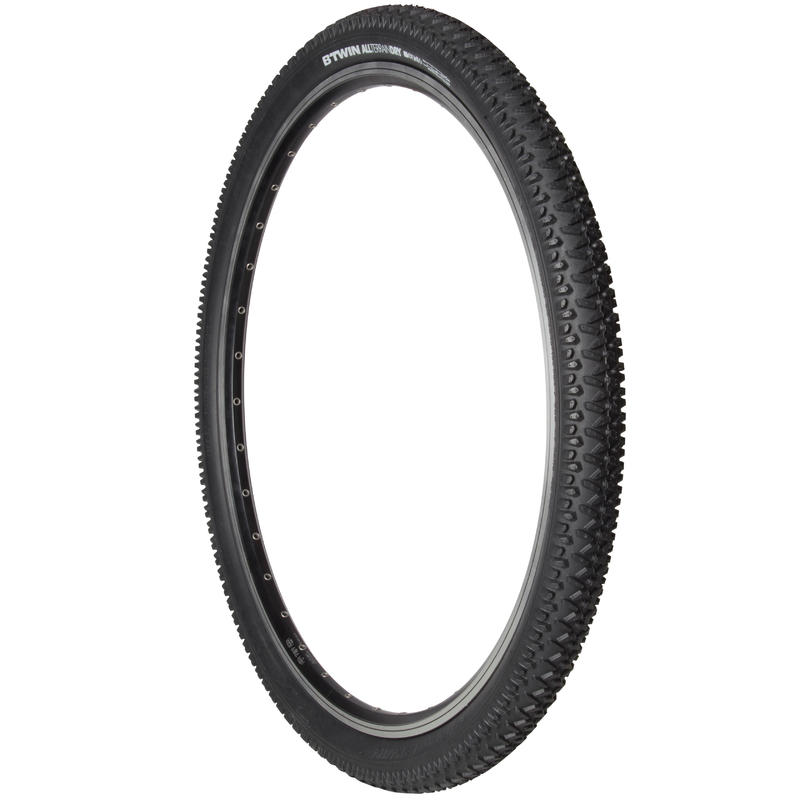 All Terrain Dry Mountain Bike Tyre - 26x2.00