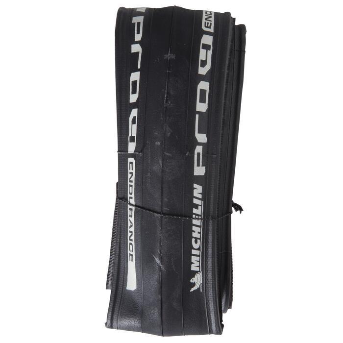 Buitenband racefiets Pro 4 Endurance 700x25 vouwband Etrto 25-622
