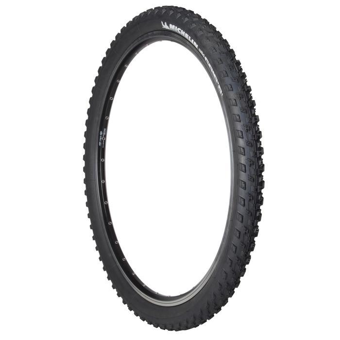 Fahrradreifen Faltreifen MTB Grip'R 27,5x2,10 Tubeless Ready/ETRTO 54-584