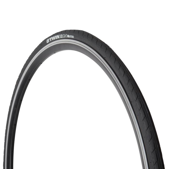 Fahrradreifen Faltreifen Rennrad Resist 9 700×25 Protect+ (ETRTO 25-622)