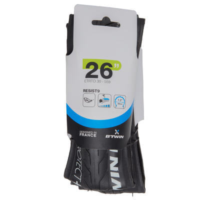 CORAZA PARA MTB RIN 26x1.2 PROTECT + VARILLAS FLEXIBLES SLICK