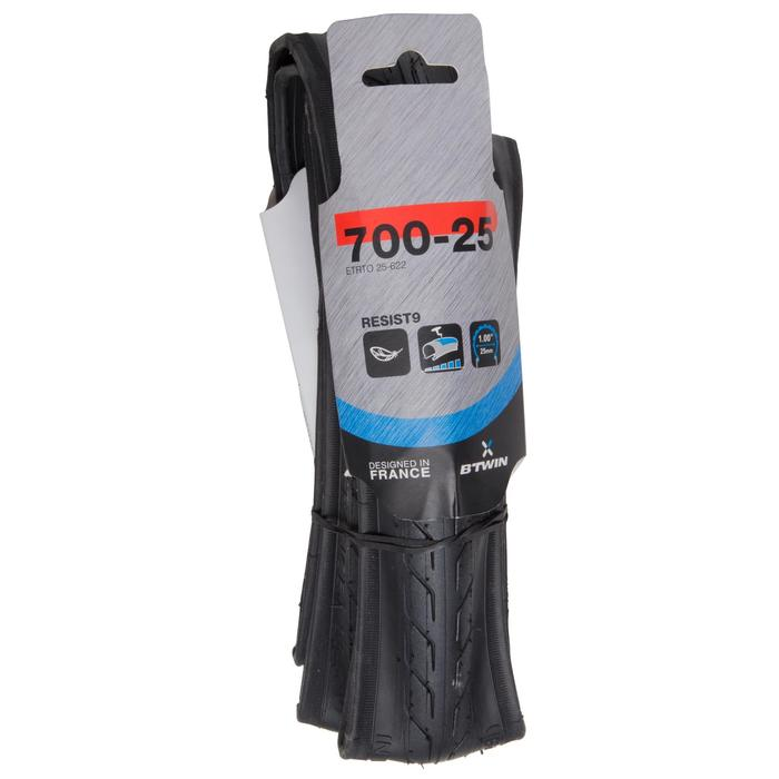 Raceband Resist 9 700x25 Protect+ vouwband ETRTO 25-622