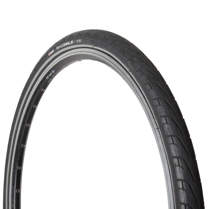 PLÁŠTĚ NA MĚSTSKÁ KOLA Cyklistika - MĚSTSKÝ PLÁŠŤ 26 × 1,50 VITTORIA - Náhradní díly a údržba kola