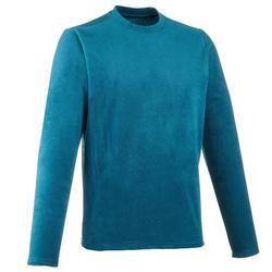 Forclaz 20 men's Hiking Fleece - blue