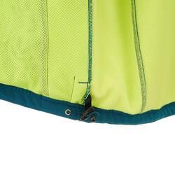 Softshell herenjack voor trekking WindWarm 100 - 944135