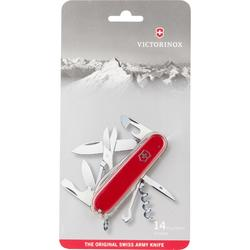 CLIMBER 91 MM ROOD 15 Functies