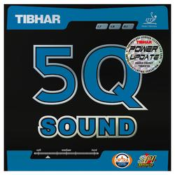 Offensief rubber Tibhar 5Q Sound